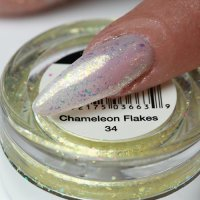 Cre8tion Chameleon Flakes G34