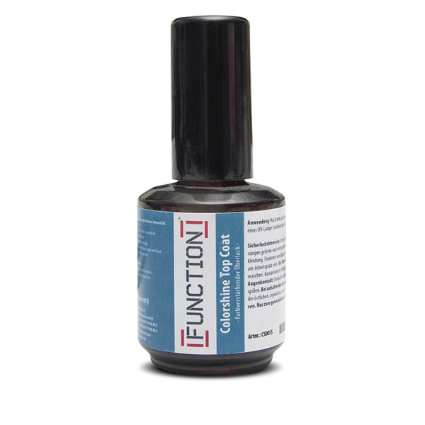 Function Colorshine Top Coat 15ml