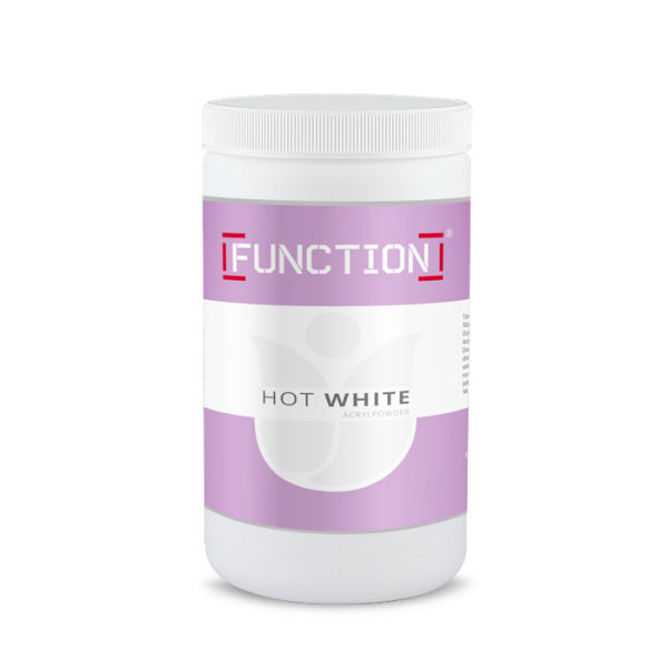 maiwell Function Acryl Pulver Hot White 660 g