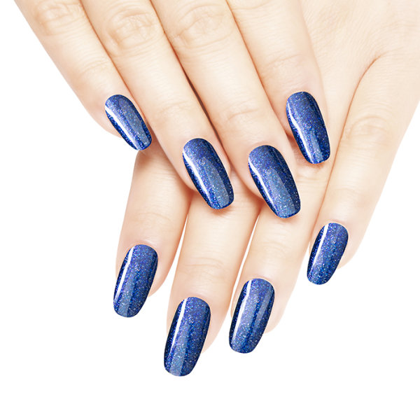 Diamond Double Gel + Nagellack No.106 Royal Blue