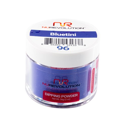 NuRevolution Dipping Powder Nr 96 Bluetini 56g