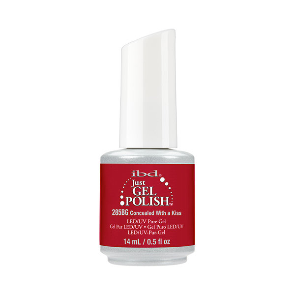 ibd Just Gel Polish - Concealed With A Kiss 14ml