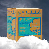 Carolina Cotton - Baumwolle - Big Box  - 12 lbs