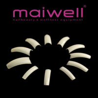 Maiwell Natural Tips in bags of 50 - size 3