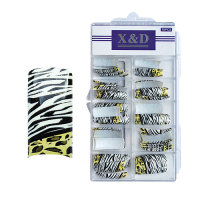 XD Design Nagel Tips 70 Stk. Safari