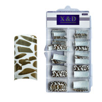 XD Design Nagel Tips 70 Stk. Kalahari