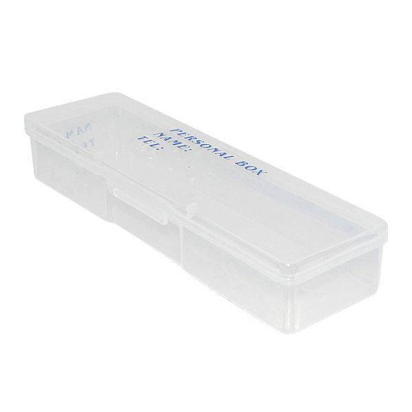 MICHAELA BLAKE Porte-Swab Maquillage Distributeur Accessoires Ronde Conteneurs cosm/étiques de Stockage de Coton Tapis Clair Pot en Plastique pour Les Femmes
