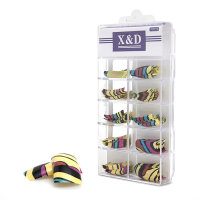XD Design Nagel Tips 70 Stk. Colourful 2