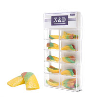 XD Design Nagel Tips 70 Stk.- A Piece of Rainbow