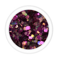 Glittermix - Purple Gillyflower 14g