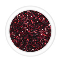Metallic Glitter - Smoky Red (A51) 15g