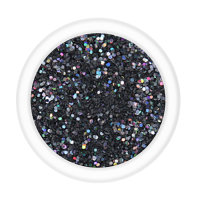 Metallic Glitter - Black Betty (LB1002A) 15g