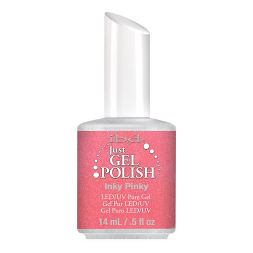 ibd Just Gel Polish Inky Pink 14ml