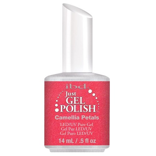 ibd Just Gel Polish - Camellia Petals 14ml