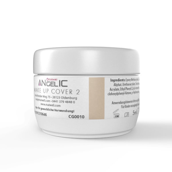 maiwell Angelic Make-Up Gel Cover C2 30ml