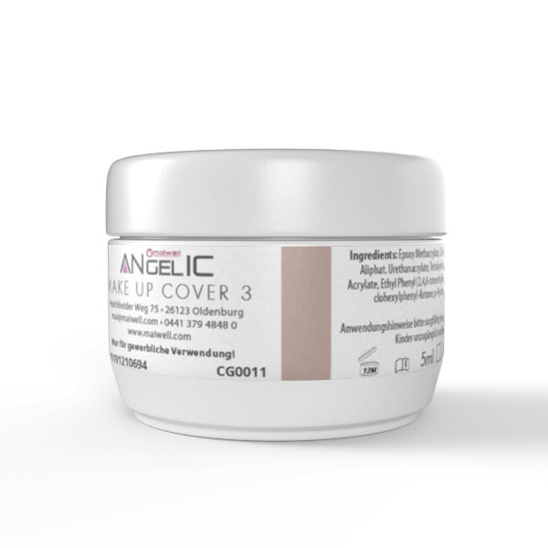 maiwell Angelic Make-Up Cover C3 30ml