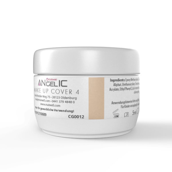 maiwell Angelic Make-Up Gel Cover C4 30ml