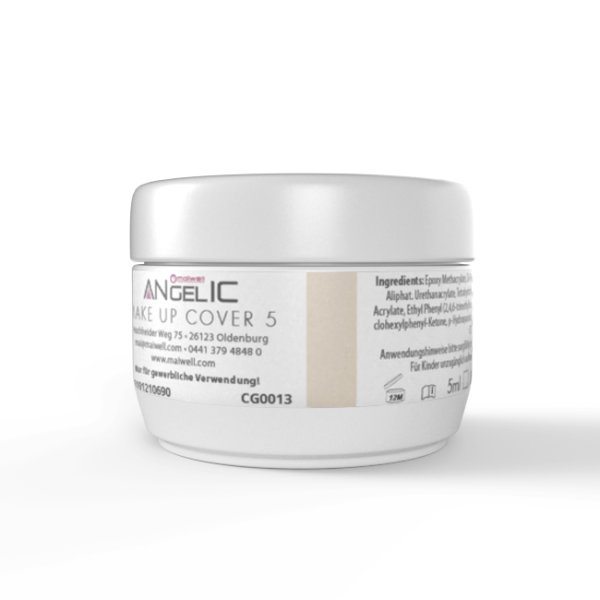 maiwell Angelic Make-Up Cover C5 15ml