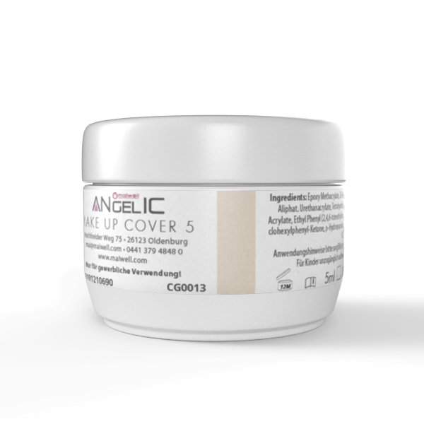maiwell Angelic Make-Up Gel Cover C5 30ml