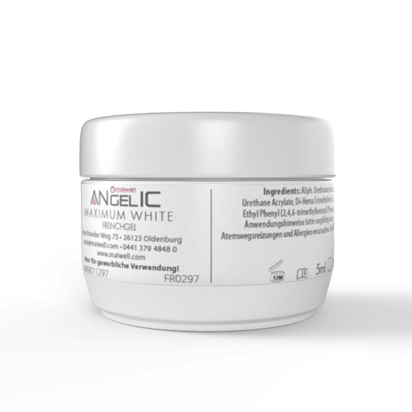 maiwell Angelic French-Gel Maximum White  30ml