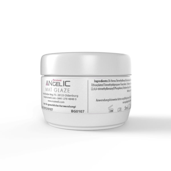 maiwell Angelic LED/UV Gel Matte Glaze 5ml