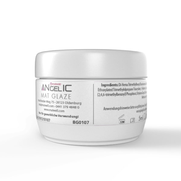 maiwell Angelic LED/UV Gel Matte Glaze 30ml
