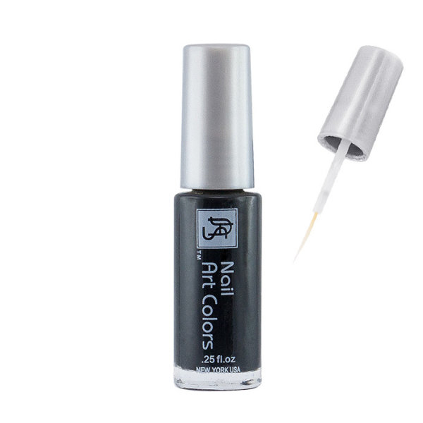 DT Nailart Pinsel Black #01 7,3ml