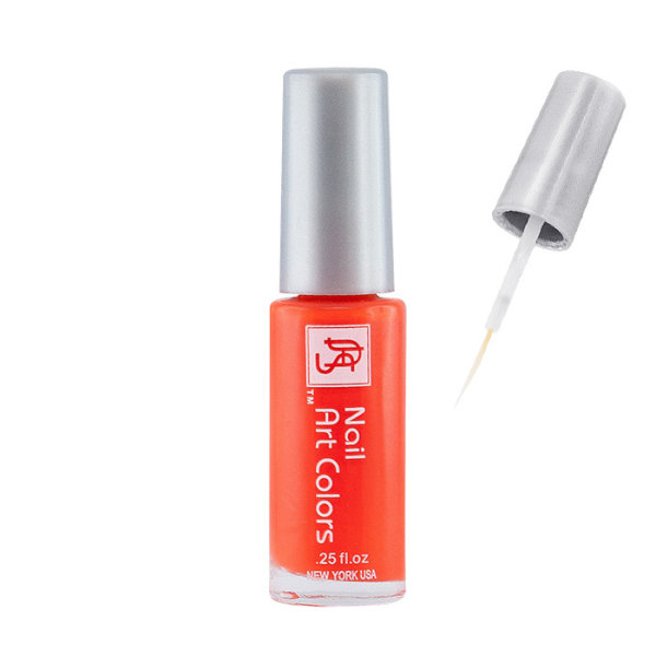 DT Nailart Pinsel Orange #07
