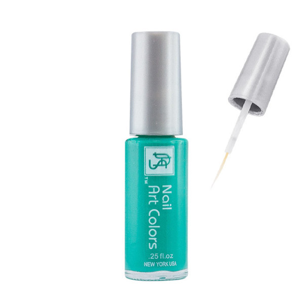 DT Nailart Pinsel Turquise Blue #29