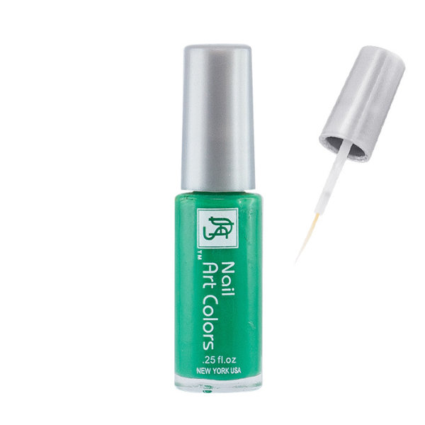 DT Nailartpinsel Green Glitter #70