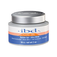 ibd UV Builder Gel ULTRA WHITE 56g / 2oz