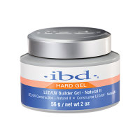 ibd LED/UV Builder Gel NATURAL II 56 g / 2oz