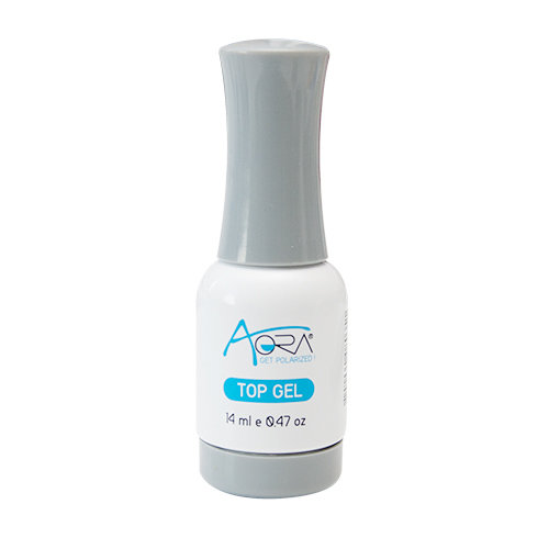 AORA Top Gel LED/UV 14ml No Cleanse