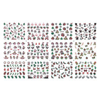 Christmas Nailsticker Set 12
