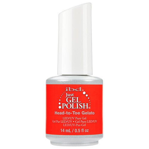 ibd Just Gel Polish Head-To-Toe Gelato 14ml