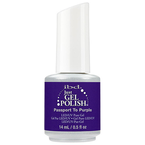 ibd Just Gel Polish Passport To Purple 14ml