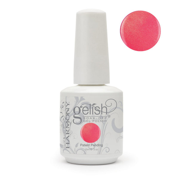Harmony Gelish - Hip Hot Coral 15ml