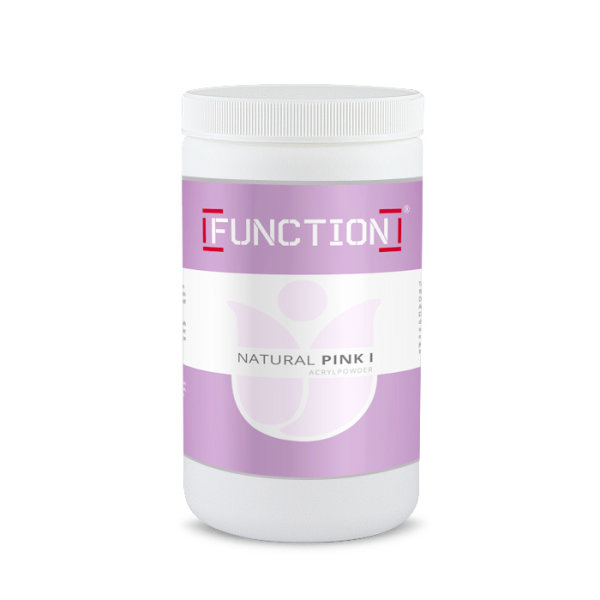 maiwell Function Acryl Pulver Natural Pink I 660 g