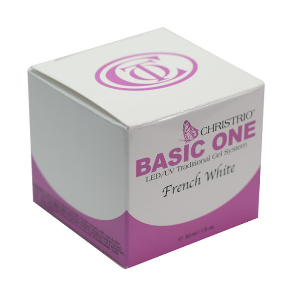 CHRISTRIO Basic One French White Gel 30ml