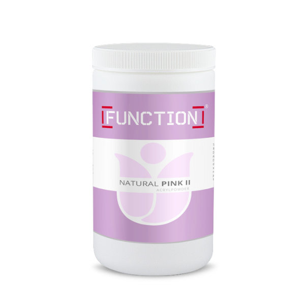 Function Acrylic Powder Natural Pink II 660 g