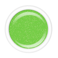 Angelic Dekogel Glitter Green