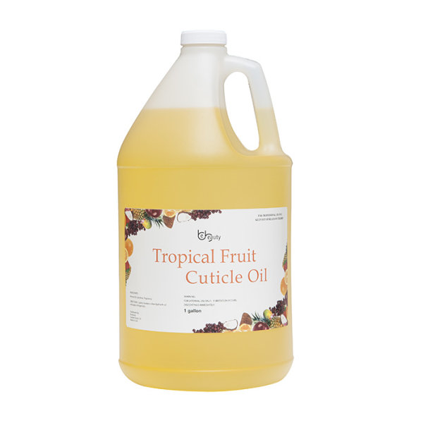 Be Beauty Cuticle Oil Tropical Fruit 3,78 Liter