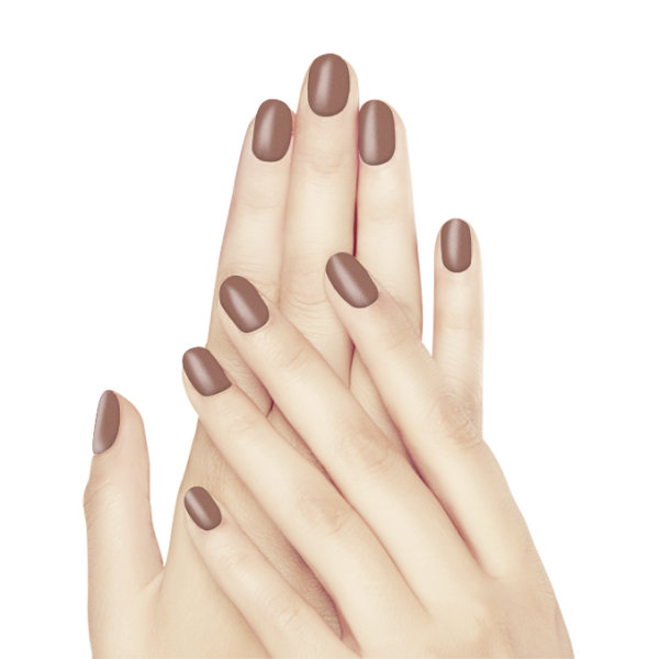 Glam & Glits Naked Acryl - Totally Taupe