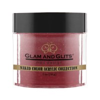 Glam and Glits Naked Acryl - Wine Me Up