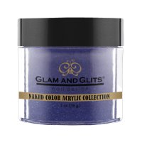 Glam and Glits Naked Acryl - I Blue It