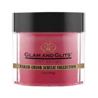 Glam & Glits Naked Acryl - Rustic Red