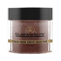 Glam and Glits Naked Acryl - Roasted Chestnut