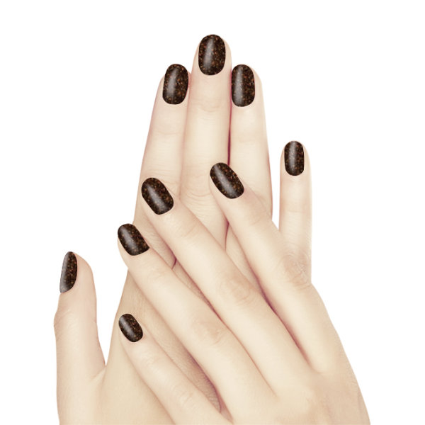 Glam & Glits Naked Acryl - Coffee Break