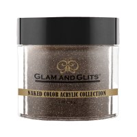 Glam and Glits Naked Acryl - Coffee Break
