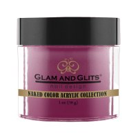 Glam and Glits Naked Acryl - Smoldering Plum